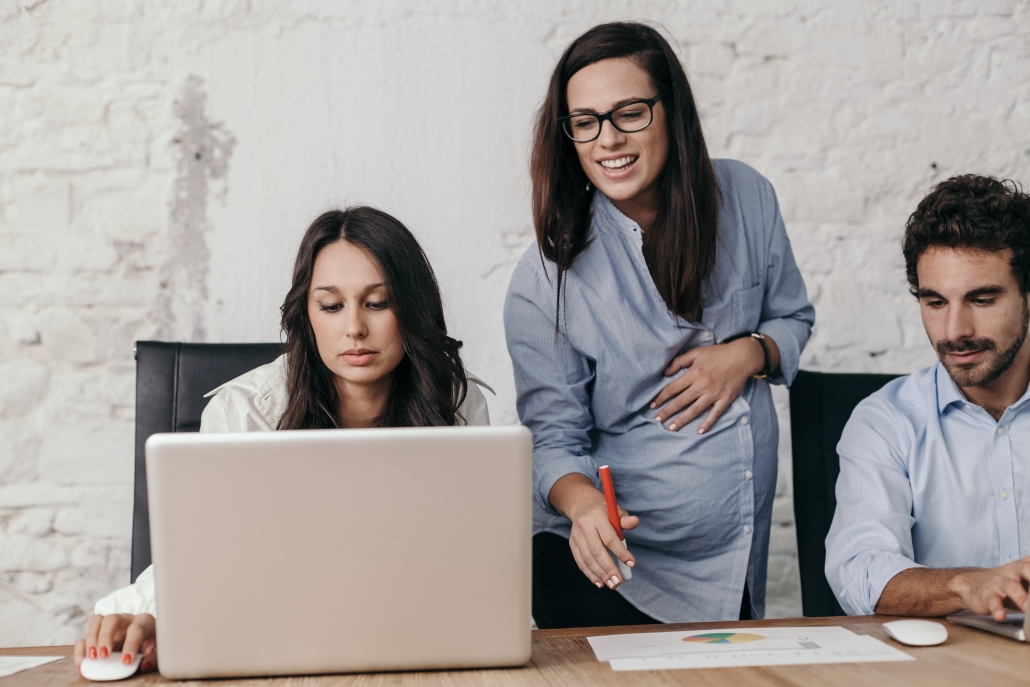 Coaching after maternity leave