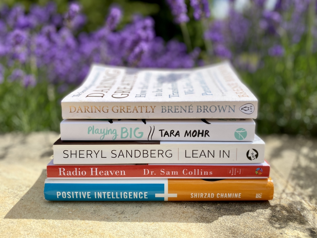 Books to boost your confidence